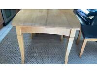 Barker & Storehouse extendable dining table