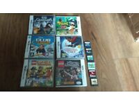 12 x 3DS & DS Games inc animal crossing new leaf