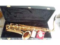 Amazing condition saxophone