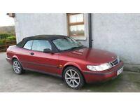 1998 saab petrol covetable £550