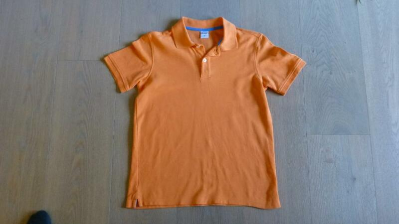 kinder polo shirt modefarbe orange gr 152 in nordrhein westfalen mettmann ebay kleinanzeigen. Black Bedroom Furniture Sets. Home Design Ideas