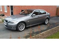 2011 BMW 320D EXCLUSIVE FULL LEATHER, 1 OWNER ONLY, Full service history from bmw dealer