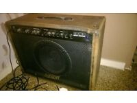Ashton GA100 GUITAR AMP. Good condition, ideal for home, studio or gigging.