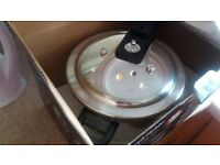 brand new never used pressure cooker