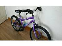GIRLS 6 SPEED SABRE FLARE BIKE