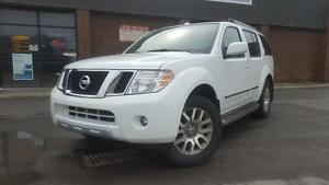 2012 Nissan Pathfinder LE LEATHER BACK UP CAMERA 7 RIDERS