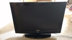 """26"""" Sanyo HD LCD TV with 2 HDMI and Freeview - Delivery Available"""