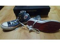 Size 6 converse cons trainers