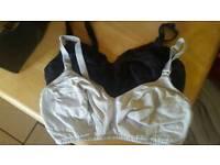 M&S 36E Nursing bras x2