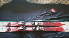 Rossignol ladies skis no boots