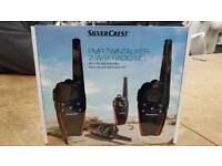 Pmr twintalker 2 way radio