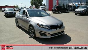 2014 Kia Optima 4dr Sdn Auto SX Turbo