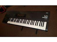 Korg M1 Music Workstation - Requires Service