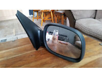 Freelander 2005 Electric Power Fold Wing Mirror - Drivers side