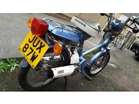 Honda Express NC50 lovely original condition with MOT