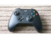 100% GENUINE Xbox one black wireless controler