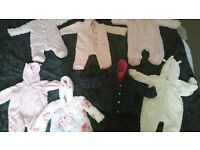 Girls baby bundle all diffrent stuff