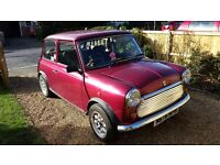 Mini Classic 35 Limited edition 1275cc Nevada Red 53000miles only