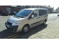 2013 Peugeot teepee disability accessible! vehicle Very low mileage!