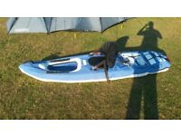 inflatable kayak 1 man