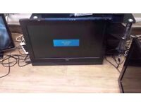 """32"""" Full HD 1080p Freeview LCD TV £50"""