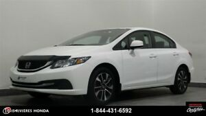 2013 Honda Civic EX bluetooth