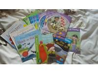 Primary school reading books