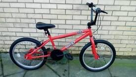 A very nice bmx bike for sale