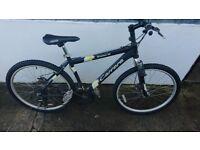 2 x Adults Mountain Bikes, Will not split, must go together... Carrera Kracken