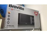 Breville microwave - brand new in box