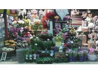 Florist for sale