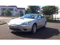 2003 Toyota Celica Premium + Style 1.8 vvti in very good condition with 11 months MOT
