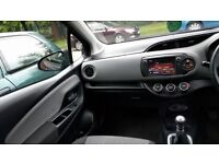 Toyota Yaris Hatchback 1.33 VVT-i Icon 5dr Low Mileage