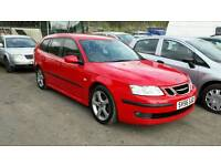Saab 9-3 1.9td 150 6spd long mot 8 stamps with belt done drives great