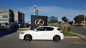 2013 Lexus CT 200h F-SPORT BACKUP CAMERA, RARE