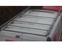 Renault Traffic roof rack