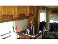 😁6 Berth Tabbert Caravan Location south Devon😁