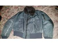 Vintage B-15D Flying jacket - L