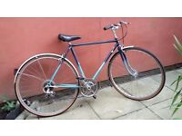 LOVELY VINTAGE DAWES LIGHTNING ROAD BIKE IN GOOD CONDITION
