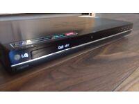 LG DRT389H DVD Recorder DVB-T Freeview HD Up Scaling USB HDMI
