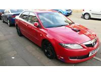 Mazda 6 sport Td 2006