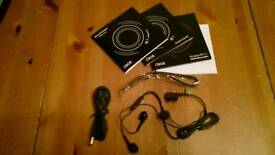 Free Sony Ericsson C905 Original Box and NEW Accessories ( No Phone or Charger Included!! )