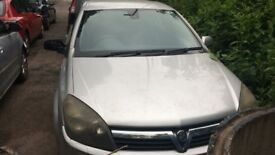 2004 Vauxhall Astra Elite Cdti 100 5dr 1.7 Diesel Silver BREAKING FOR SPARES