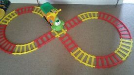 ride on train with remote control