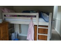 high single bed