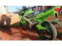 Kawasaki Ninja Zx6r 636 Price reduced!