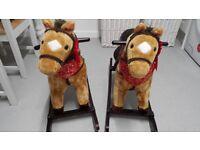 Rocking Horse x 2