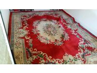 Large Antique Rug - Great Condition!