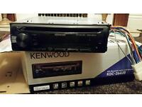 Kenwood KDC -264UB cd USB AUX IPOD