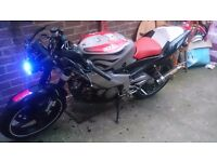 Aprilia rs 125cc full power, verry fast bike (spares/repairs)